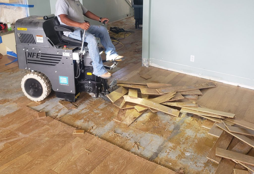 Port St.Lucie Flooring Removal