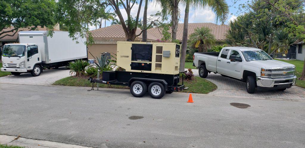 trucks generator